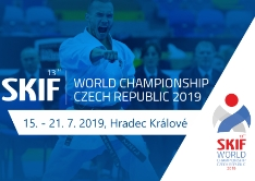 13. SKIF WORLD CHAMPIONSHIP 2019.