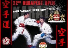 22. KARATE BUDAPEST OPEN
