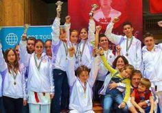 Elsöprő karate siker Miskolcon