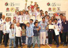 Eredményeinkkel a legeredményesebb  egyesületként végeztünk a WKF Magyar Bajnokságon