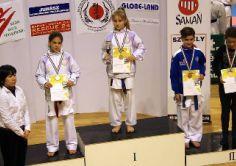 Éremeső a Karate Diákolimpián