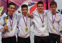 Taroltak karatésaink a 35.Grand Prix Slovakia-n