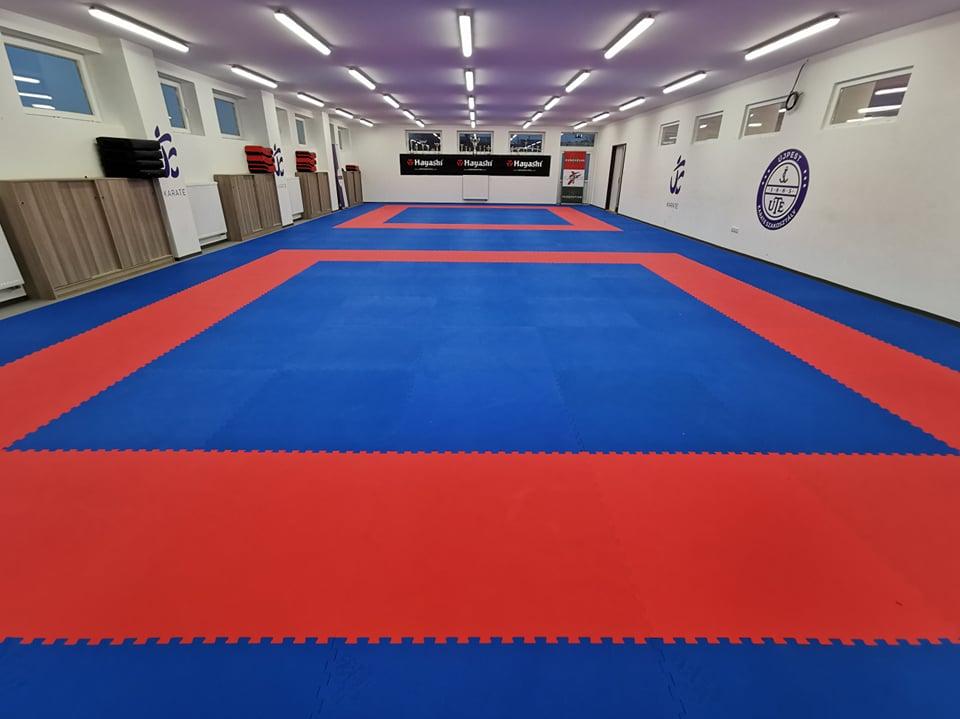 UTE Karate terem
